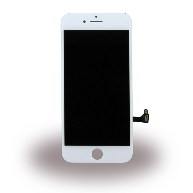 Image of   Apple iPhone 8 - OEM Spare Part - LCD Display / Touch Screen - White