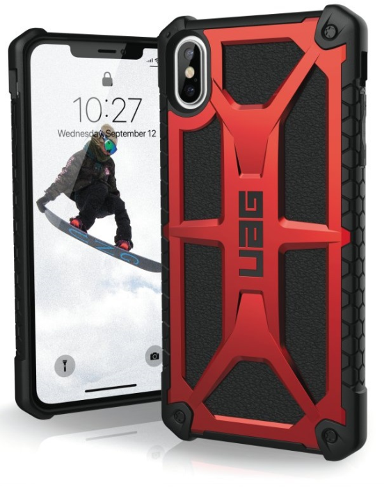 Image of   Apple iPhone XS Max Cover UAG Monarch