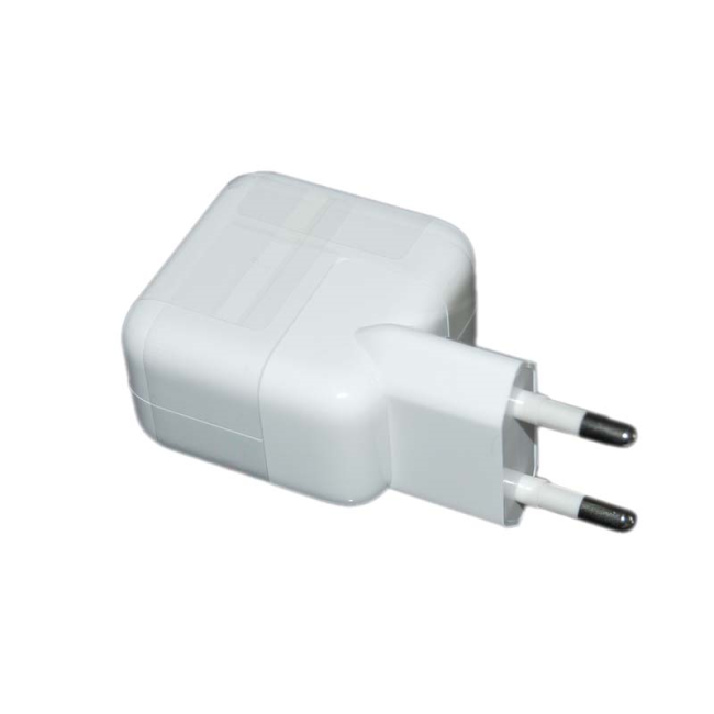 Image of   Apple - MD836ZM/A - Travel Charger Adapter - USB - White