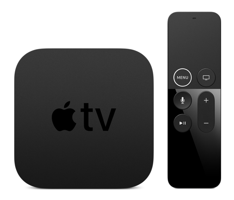 Image of   Apple TV 4. Generation 32 GB MR912KK/A