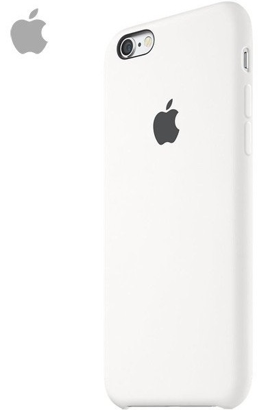 Billede af Apple iPhone 6S/6 Silikone Cover i Hvid
