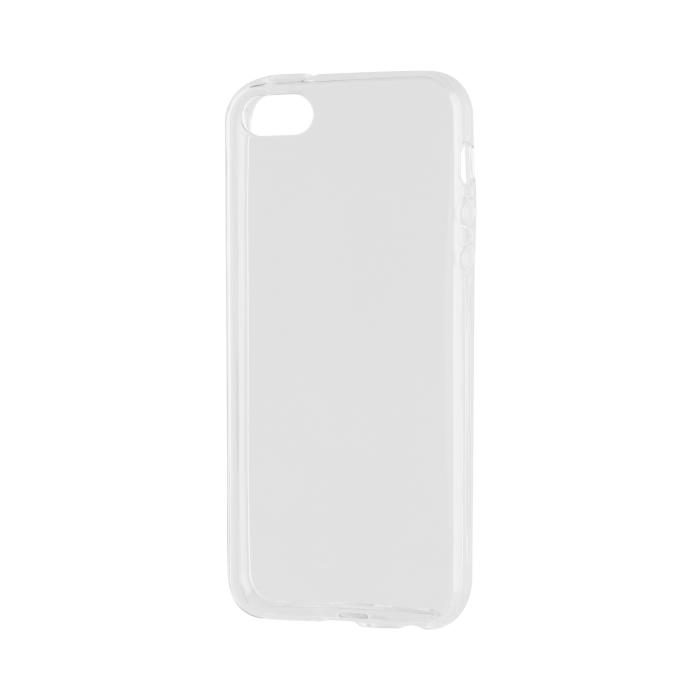 Image of   AVO+ Flex Case til Apple iPhone 5/5S/SE Gennemsigtig
