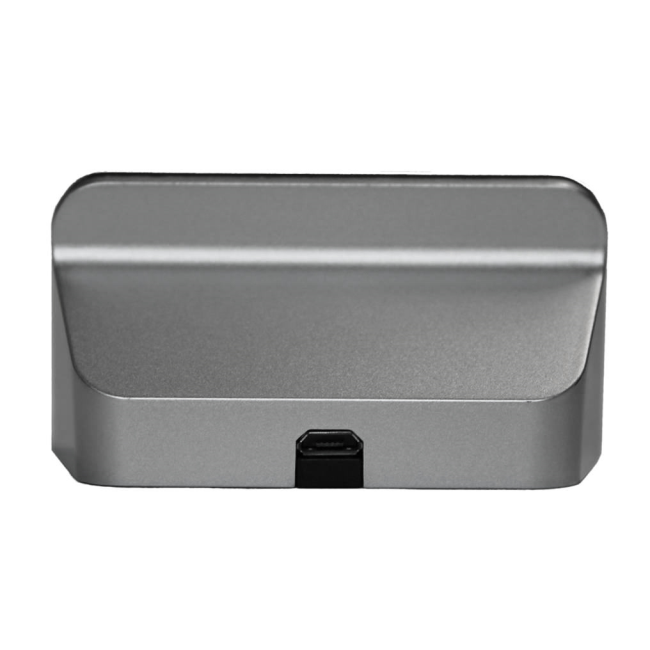 Image of   Battery Charger - Micro USB - Silver