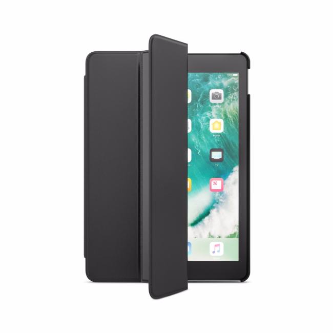 Billede af BeHello Smart Stand Case iPad (2017) Black