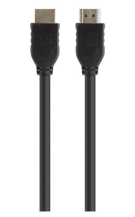 Image of   BELKIN HDMI 1.4 DIGITAL VIDEO (CABLE 15M BLACK)