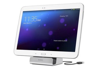 Billede af Belkin Dock til Android tablets og telefoner PowerHouse micro-USB XL