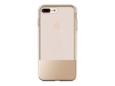 Image of   BELKIN SHEERFORCE CASE (IPHONE 7/8 PLUS GOLD)