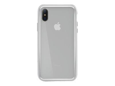 Image of   BELKIN SHEERFORCE ELITE CASE (IPHONE X SILVER)
