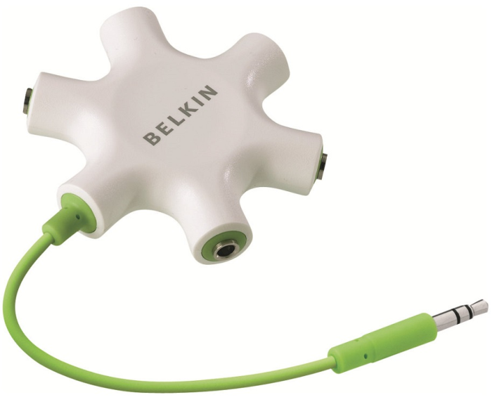 Image of   BELKIN USB-C TO 35 MM AUDIO (AUDIO CABLE)