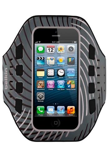 Billede af Belkin Pro-fit Sports Armband til iPhone 5 / 5S - Sort
