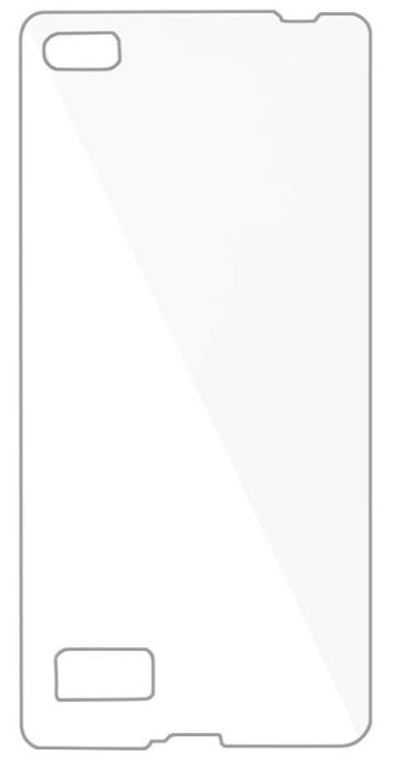 Image of   Blødt Cover Til BlackBerry Leap Redneck TPU Flexi Gennemsigtig