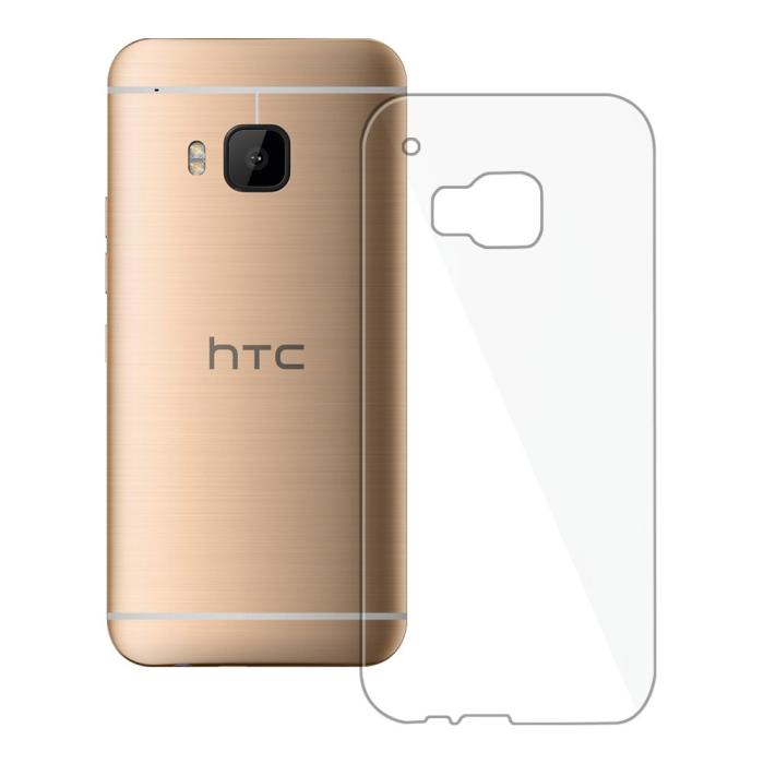 Image of   Blødt Cover Til HTC One M9 Redneck TPU Flexi Gennemsigtig