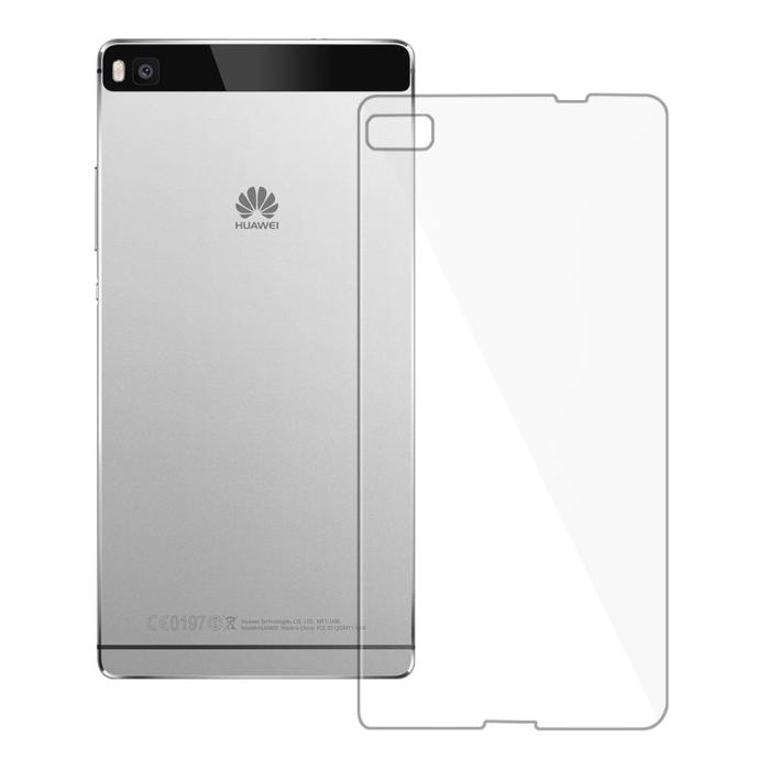 Image of   Blødt Cover Til Huawei P8 Redneck TPU Flexi Gennemsigtig