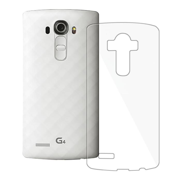 Image of   Blødt Cover Til LG G4 Redneck TPU Flexi Gennemsigtig