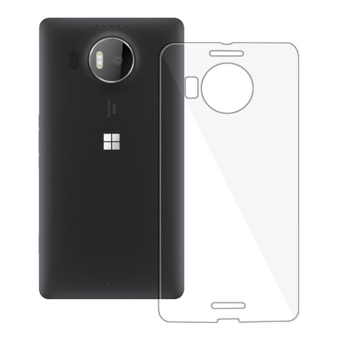 Image of   Blødt Cover Til Microsoft Lumia 950/950 XL Redneck TPU Flexi Gennemsigtig
