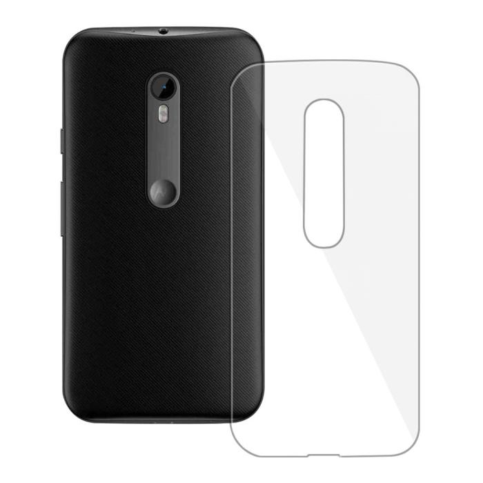 Image of   Blødt Cover Til Motorola Moto G 3rd gen Redneck TPU Flexi Gennemsigtig