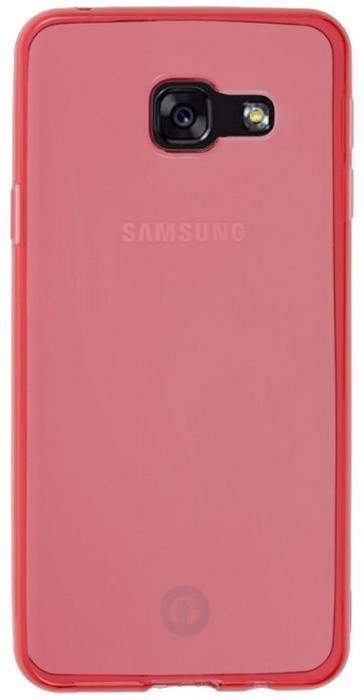 Image of   Blødt Cover Til Samsung Galaxy A3 (2016) Redneck TPU Flexi Rød