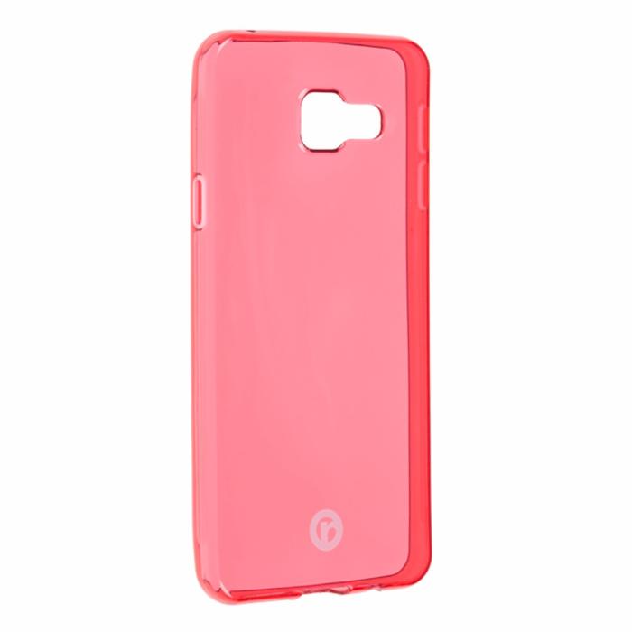 Image of   Blødt Cover Til Samsung Galaxy A5 (2016) Redneck TPU Flexi Rød