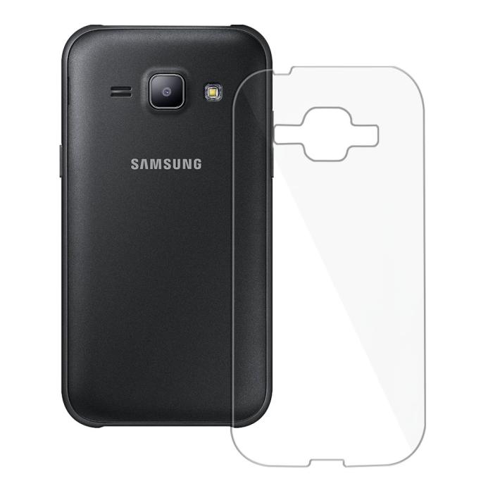 Image of   Blødt Cover Til Samsung Galaxy J1 Redneck TPU Flexi Gennemsigtig