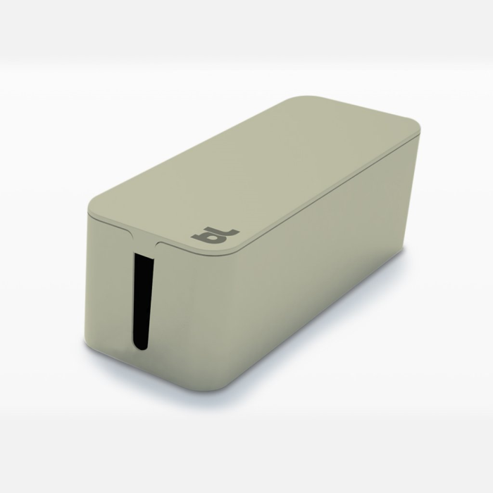 Image of   Bluelounge Cablebox - The original of the Blue Lounge! Flame-resistant cord storage