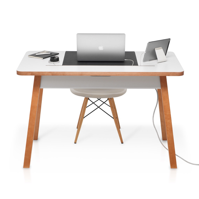 Image of   Bluelounge StudioDesk II - 120 cm - Unique desk with cable management