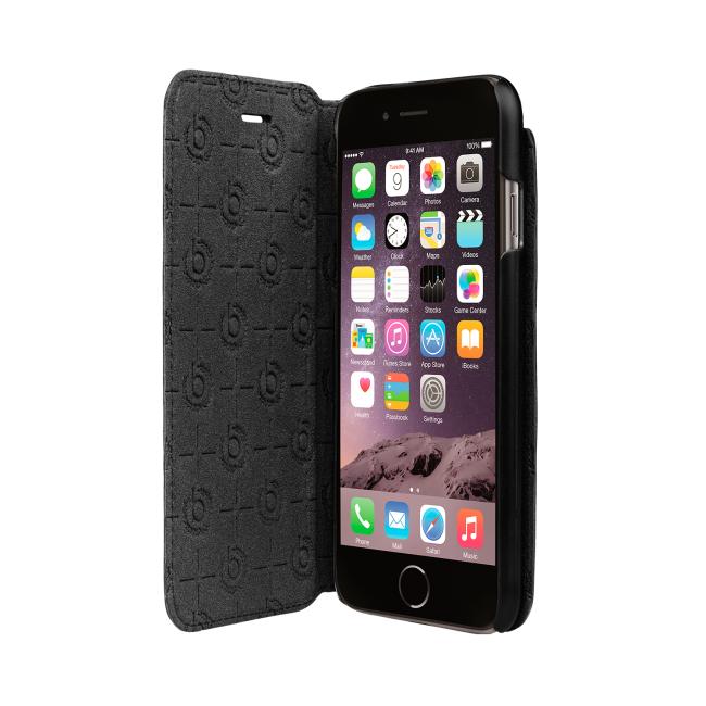 Image of   bugatti Booklet case Parigi for iPhone 7 black