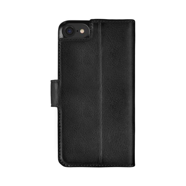 Image of   bugatti Booklet case Zurigo for iPhone 7 black