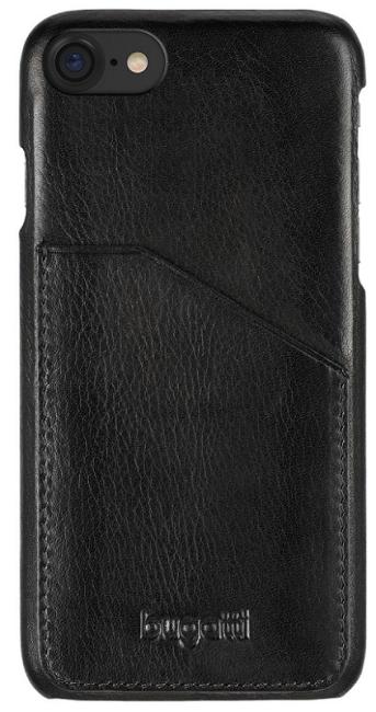 Billede af Bugatti Londra cover til iPhone 7 sort med Dankort lomme
