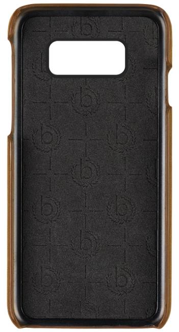 Billede af Bugatti Londra cover til Samsung Galaxy S8 Cognac/Brun med Dankort lomme