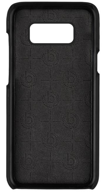 Billede af Bugatti Londra cover til Samsung Galaxy S8 sort med Dankort lomme
