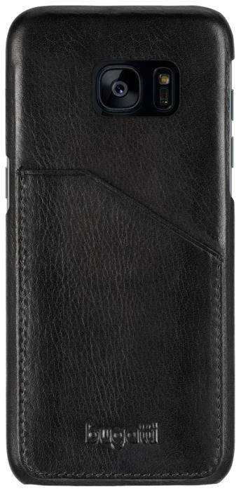 Image of   Bugatti Londra cover til Samsung Galaxy S8 sort med Dankort lomme