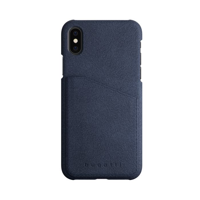 Image of   bugatti Londra for iPhone X/Xs navy blue