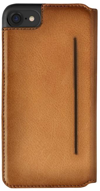 Billede af Bugatti Parigi Booklet cover til iPhone 7 brun