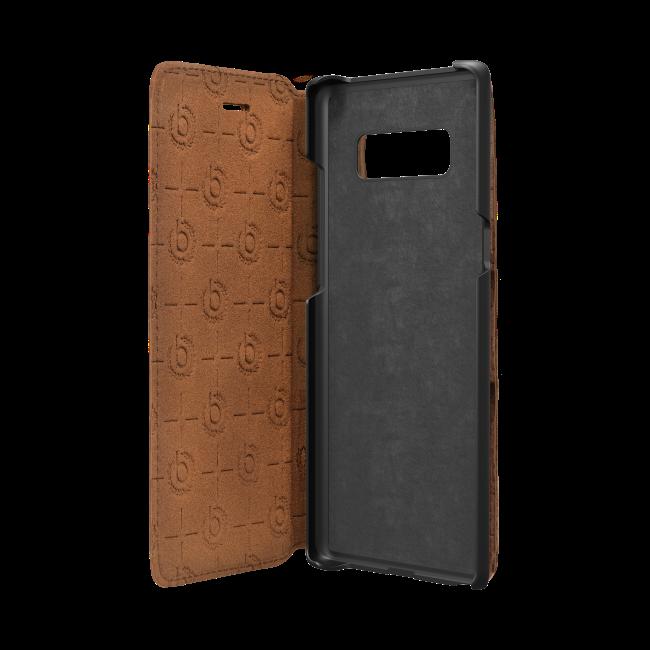 Image of   bugatti Parigi for Galaxy Note 8 cognac