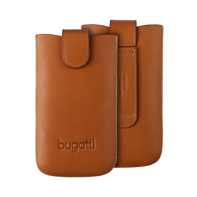 Image of   bugatti York Universal sleeve XL for Universal brown