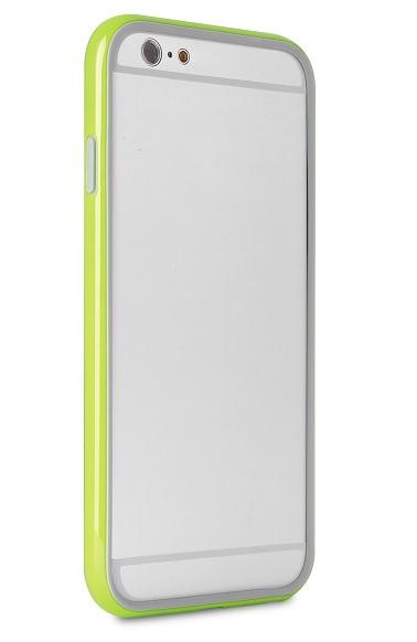 Billede af Puro Bumper til iPhone 6 Grøn