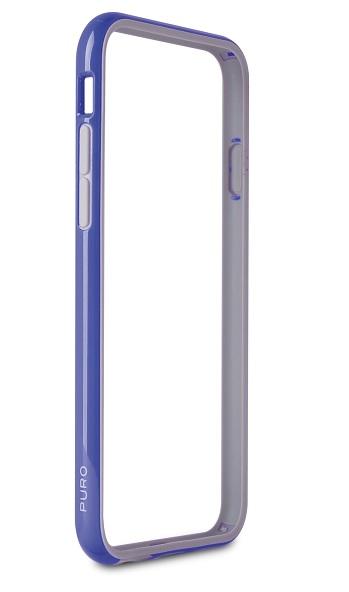 Billede af Puro Bumper til iPhone 6 / iPhone 6S Blå