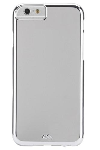 Billede af iPhone 6S / 6 cover Case-mate Barely There Sølv