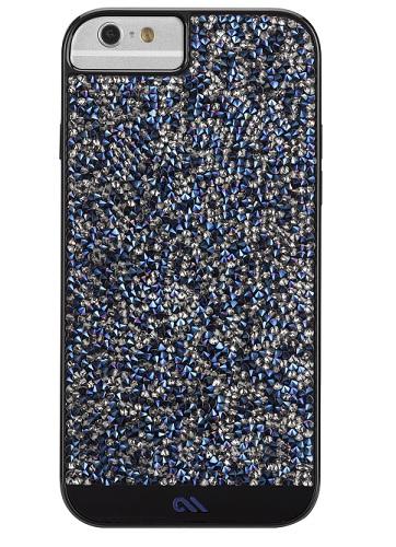 Billede af Case-mate Brilliance Case med ægte krystaller til iPhone 6 / 6S Oil Slick
