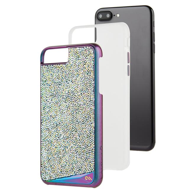 Case-Mate Brilliance iPhone 8+/7+/6s+ : Case-Mate Brilliance iPhone 8+/7+/6s+ Iridescent