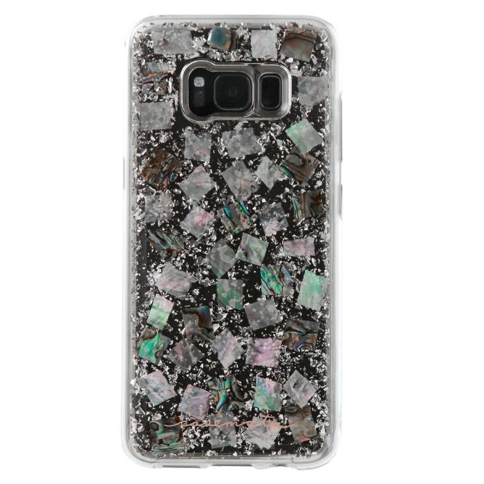 Image of   Case-Mate Karat Samsung S8+ : Case-Mate Karat Samsung S8+ Pearl