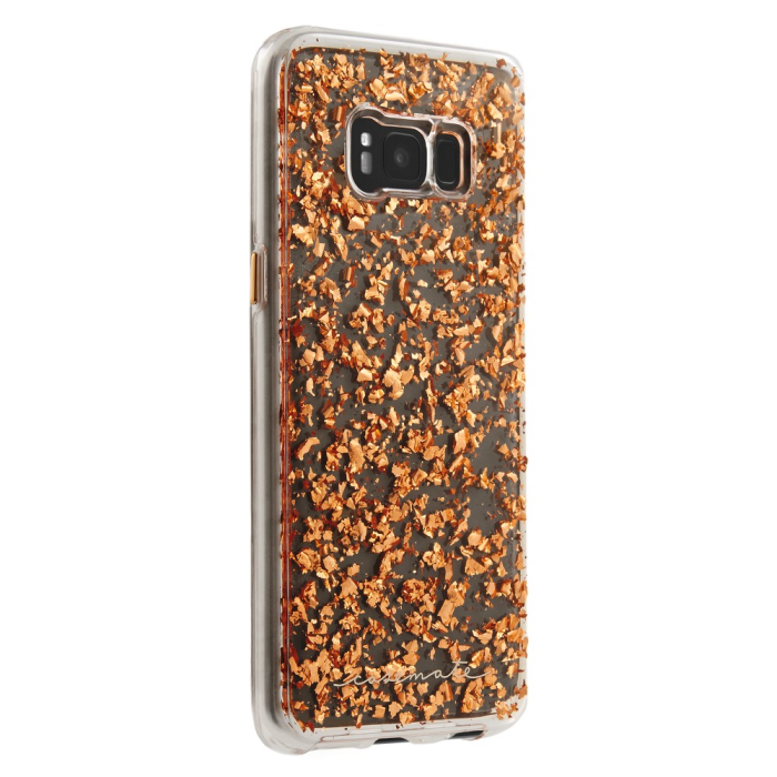 Image of   Case-Mate Karat Samsung S8+ : Case-Mate Karat Samsung S8+ Rose Gold