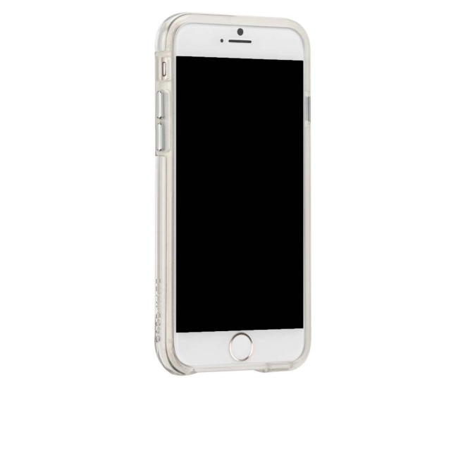 Image of   Case-Mate Naked Tough Case for Apple iPhone 7/6s/6 Plus in Clear