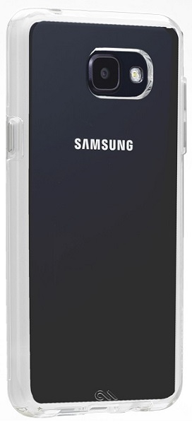 Image of   Case-mate Naked Tough Cover til Samsung Galaxy A5 (2016) Gennemsigtig