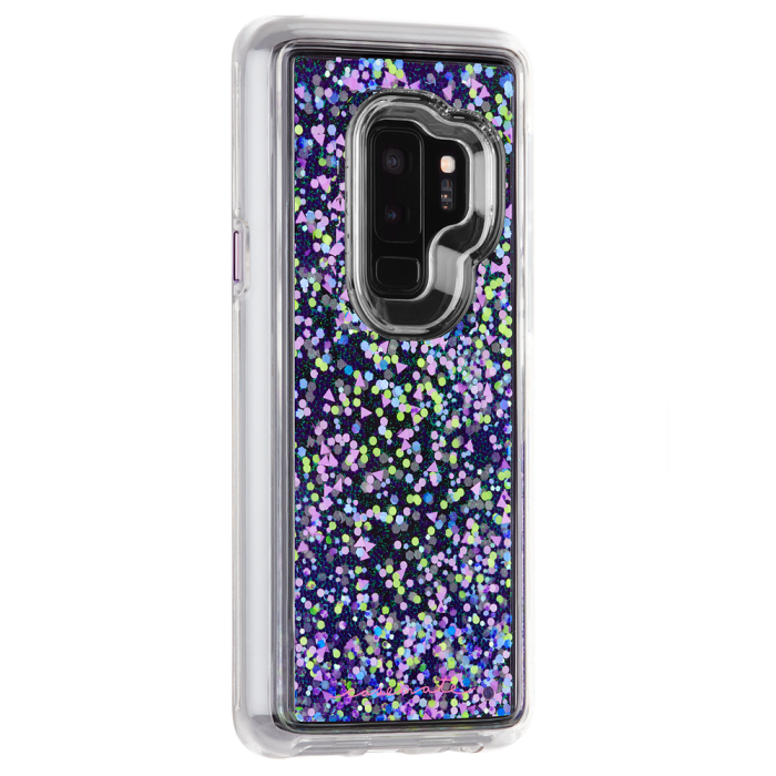 Image of   Case-Mate Naked Tough Glow Waterfall Samsung S9+ Purple
