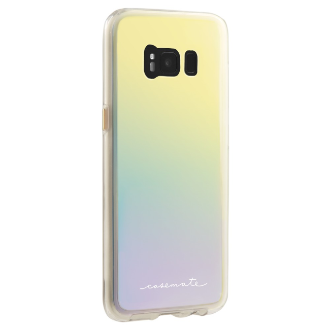 Image of   Case-Mate Naked Tough Samsung S8 : Case-Mate Naked Tough Samsung S8 Iridescent