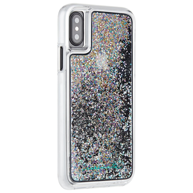 Image of   Case-Mate Naked Tough Waterfall iPhone X : Case-Mate Naked Tough Waterfall iPhone X Iridescent