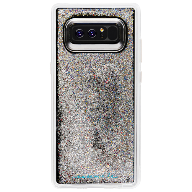 Image of   Case-Mate Naked Tough Waterfall Samsung Note 8 : Case-Mate Naked Tough Waterfall Samsung Note 8 Iridescent