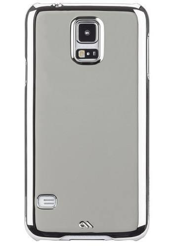 Billede af Case-mate Barely There til Samsung Galaxy S5 Sølv