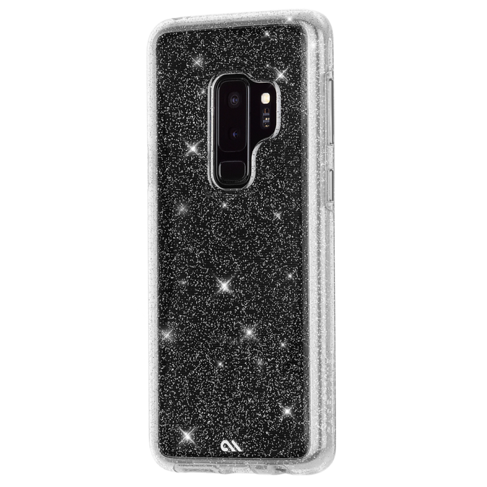 Image of   Case-Mate Sheer Crystal Samsung S9+ Clear
